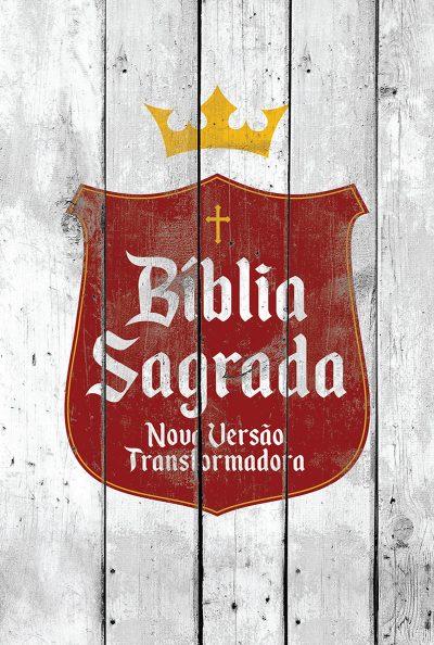 Bíblia SuaNVT - Bíblia Brasão Branco