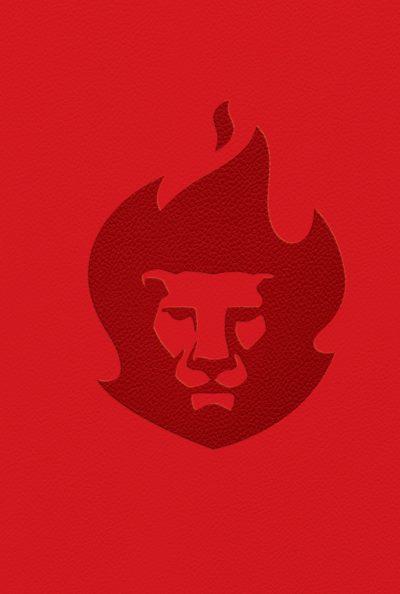 Bíblia SuaNVT - Leão flama