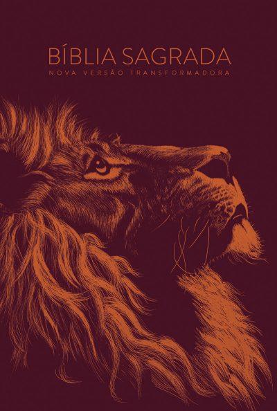Bíblia SuaNVT - Lion head cobre