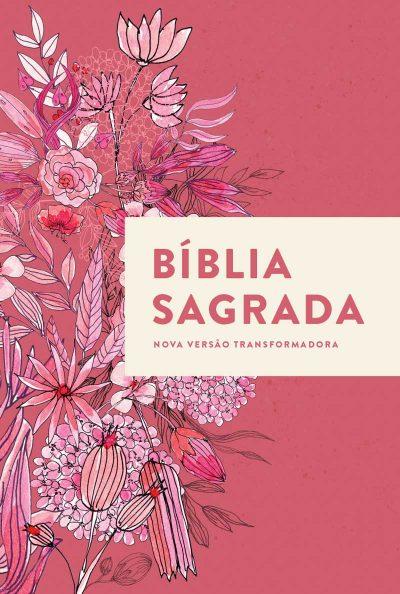Bíblia SuaNVT – Buquê de flores